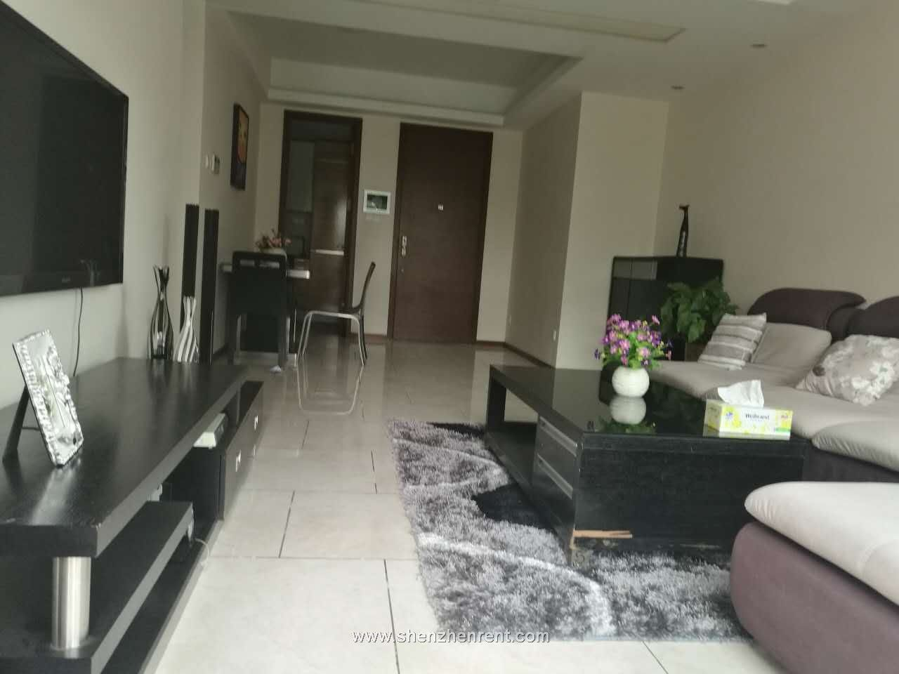 Modern 2 bedrooms apartment in shekou mont orchid for rent