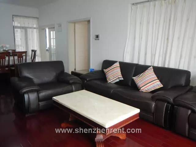 Nice and high floor 3+1 brs apartment for rent near Seaworld