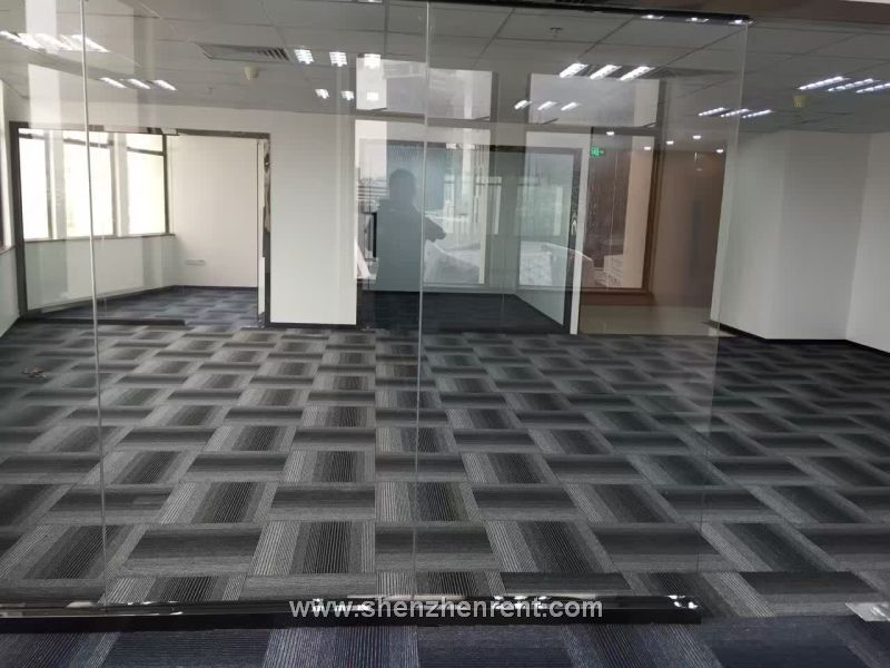 Nice office  in  sea world shekou  for  rent