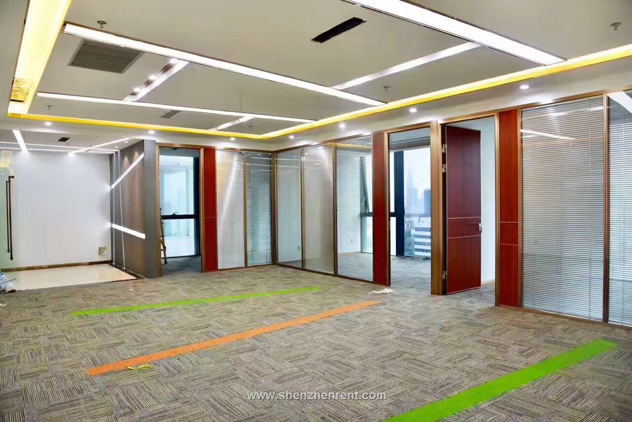 New decoration 175sqm office  near shekou sea world for rent