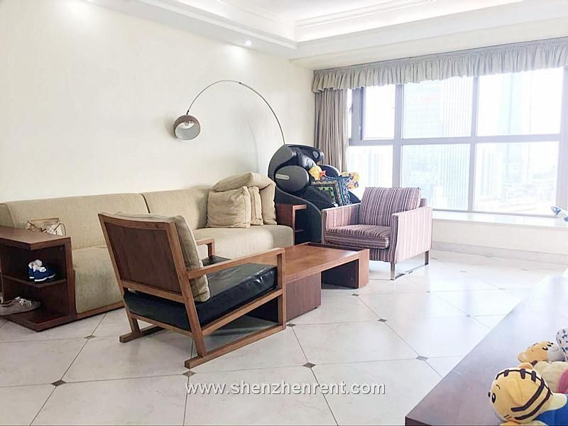 Nice &high floor 4 brs apartment for rent near Sea World