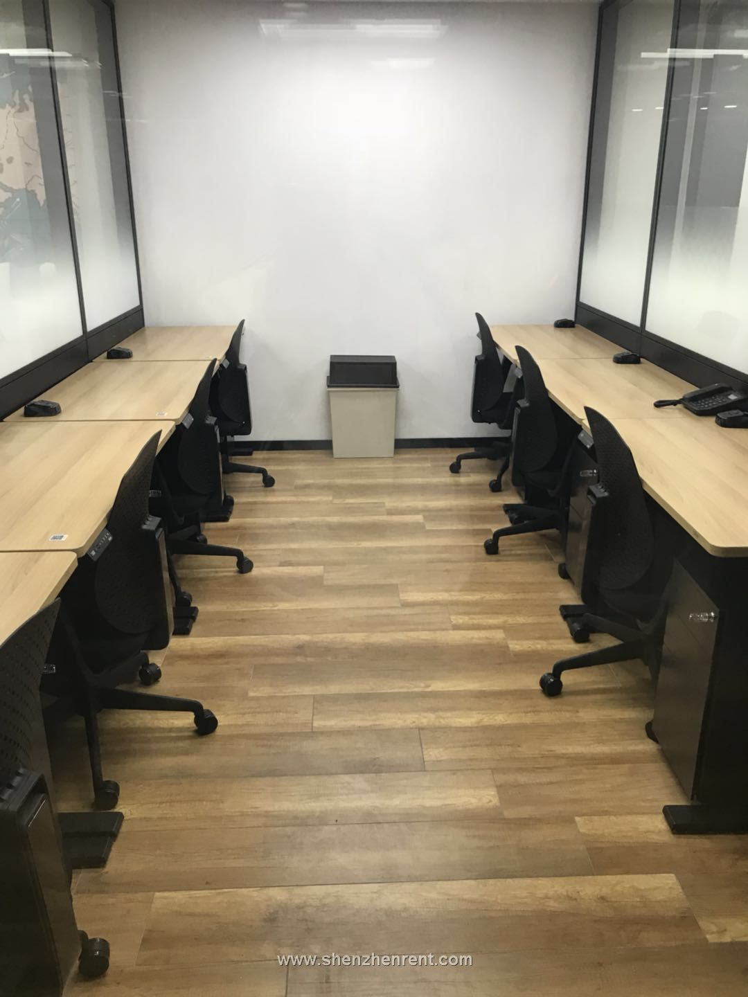 Wonderu open share area office in shekou for rent