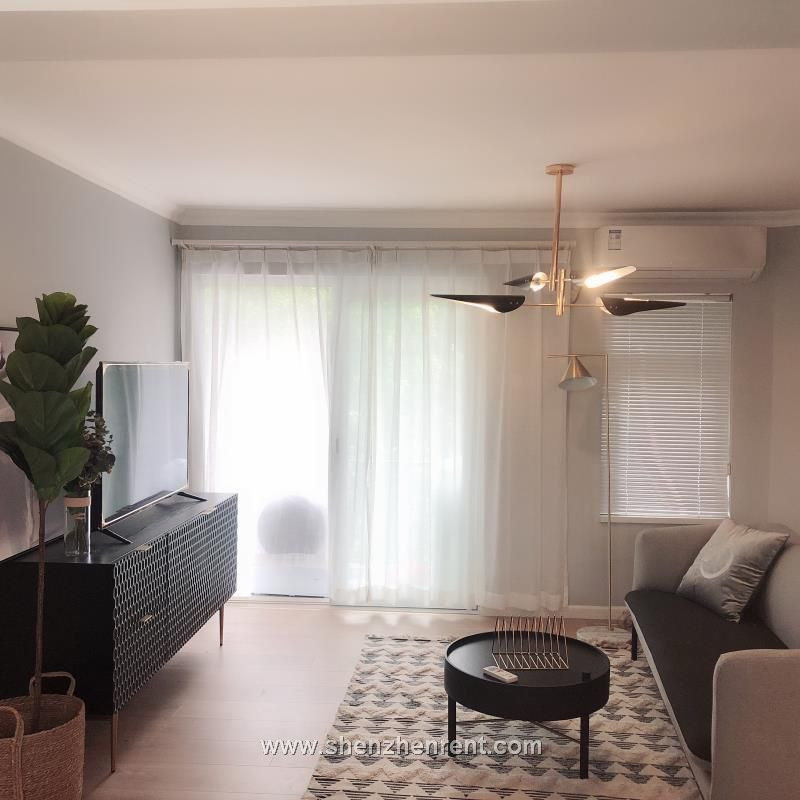 Newly updated 3 bedrooms apartment in shekou sea world for rent