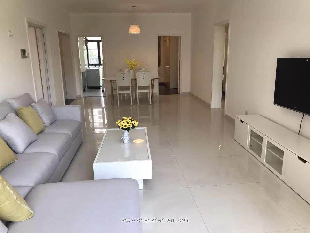 Nice 3 bedrooms apartment in shekou for rent