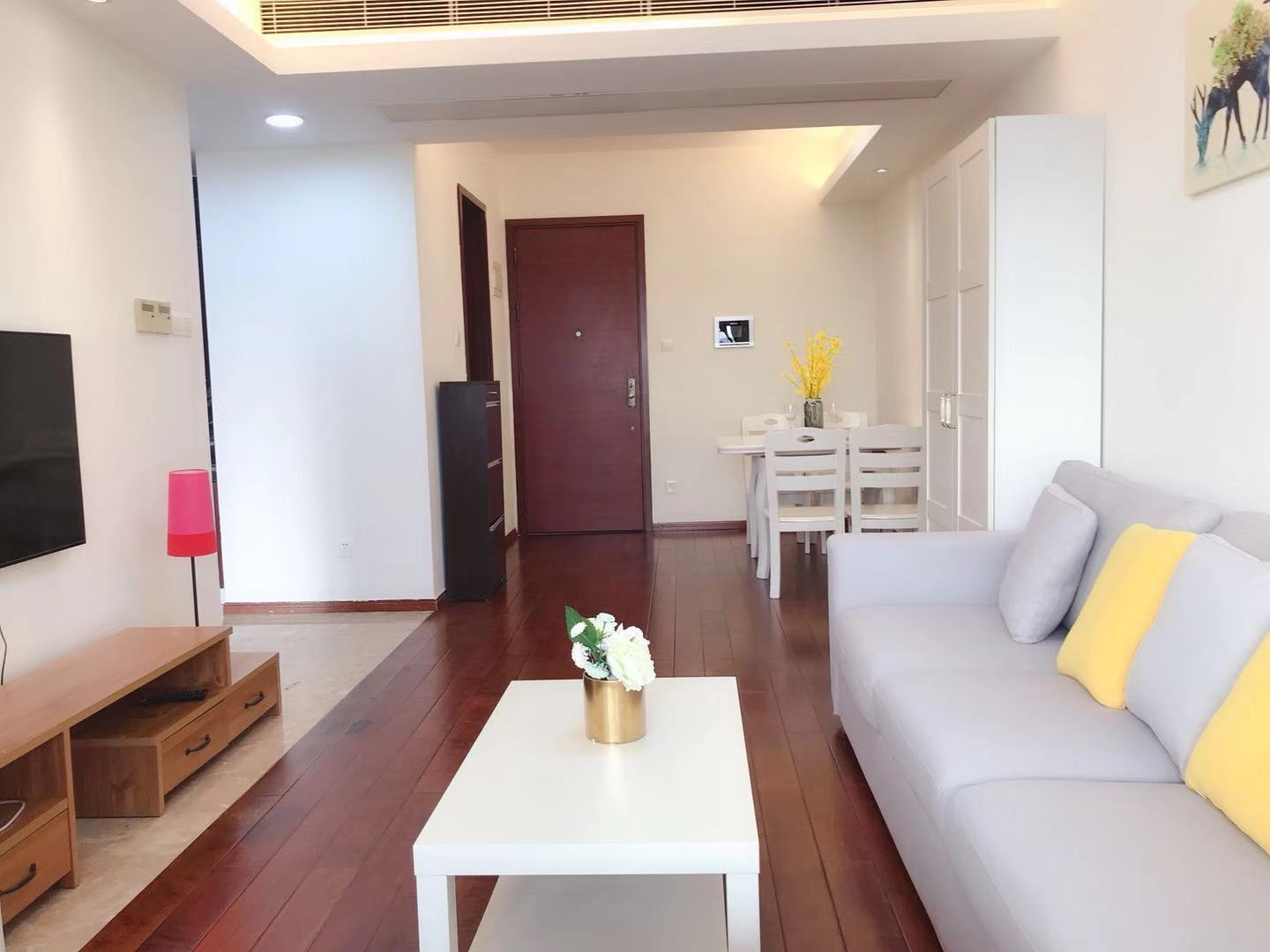 Modern 1 bedroom apartment in shekou for rent