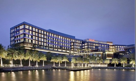 The OCT Harbour, Shenzhen-Marriott Executive Apartments